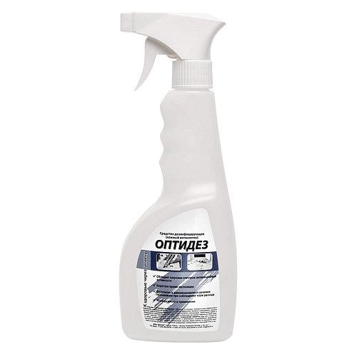 Дезинфицирующее средство Оптидез спрей