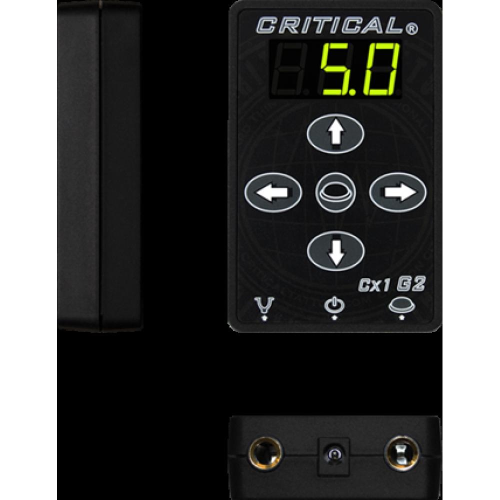 Блок Critical СX-1 Generation 2