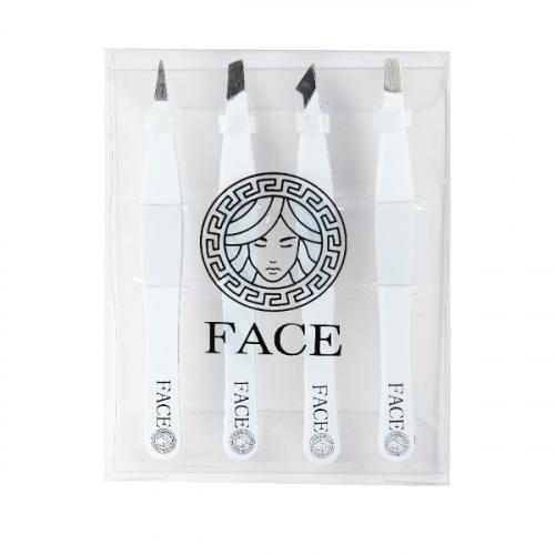 Пинцеты Face (набор)