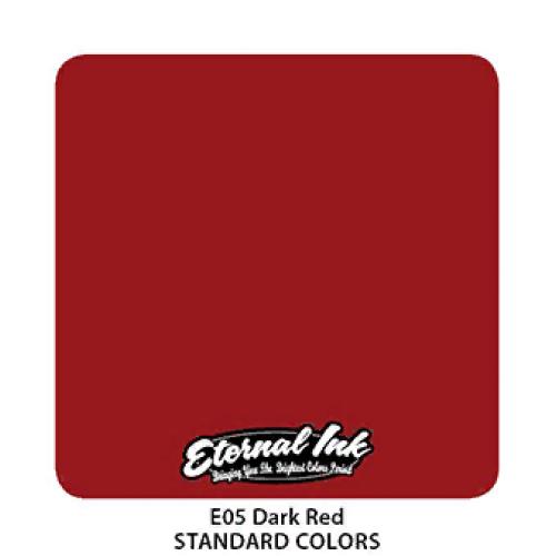 Пигмент Eternal Dark Red
