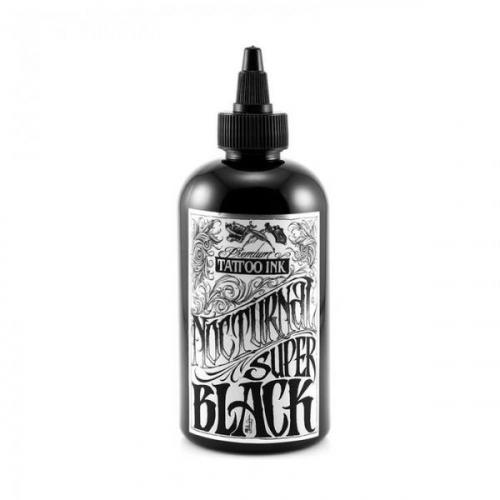 Nocturnal Tattoo Ink - Super Black
