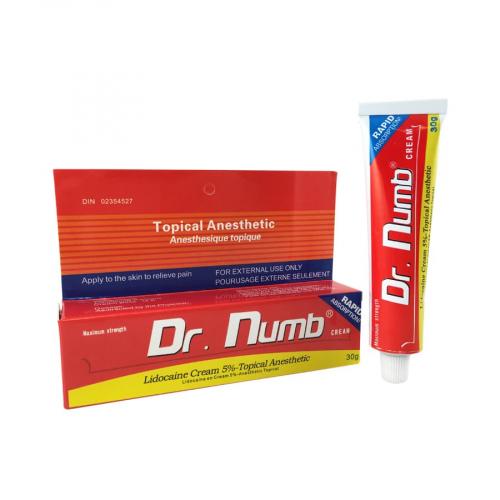 Крем Dr.numb (30 гр.)